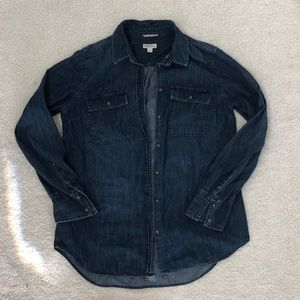 Jean Jacket With Buttons